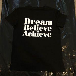 Tops - Black T-shirt
